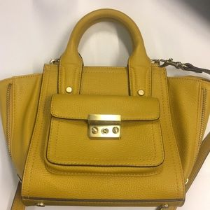 Philip Lim for Target yellow crossbody